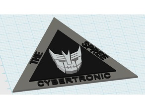 The Cybertronic Spree Medallion #1