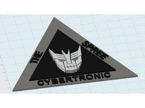 The Cybertronic Spree Medallion #1