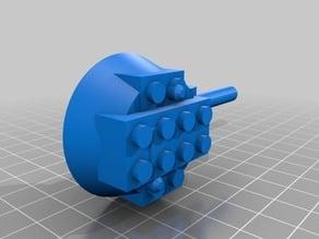 lego tank turret grosstraktor