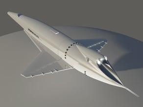 2001 Orion III spaceplane
