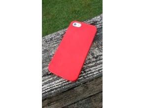 Flexible iPhone 5/5S/SE case v1