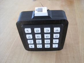 Housing for modtronix 4x4 keypad