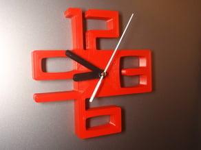 Modern clock (Remix)