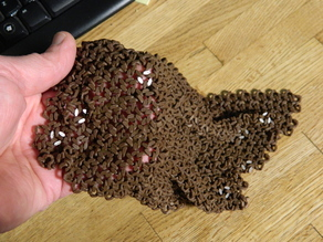 Fine mesh Chainmail