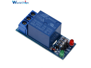 Support Relay 1 channel (Type ZXHPCB) Arduino