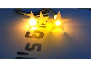 5mm LED Star Lights
