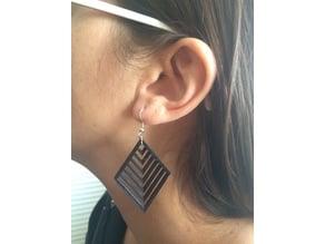 Simple Earring - Fast Print
