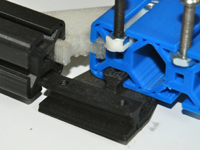 20mm Plastic T-Slot