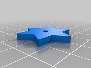 Ender 3 Bed Leveling Lock Knob