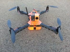 Quadcopter DIY by seblaporte remix