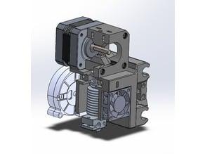 Hypercube Evolution Direct extruder
