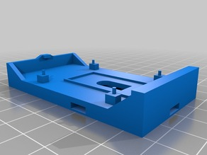 Enclosure jig for PS2 mouse
