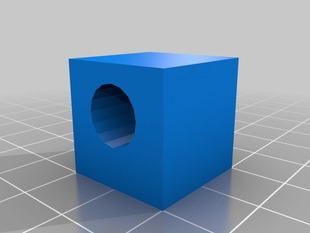 Cube callibration test (added highres and 1cm versions)