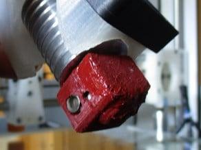 e3d V5 silicone cover mold