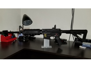 AR-15 Magazine Stand