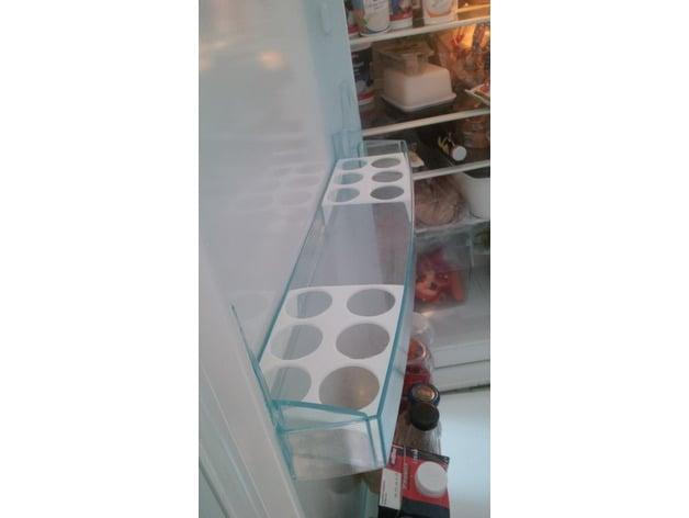Kühlschrank Eierhalter : ▷ eierhalter kühlschrank d models・thingiverse