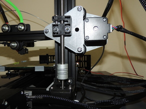 Tronxy X1 Z-Axis Gantry Bracket
