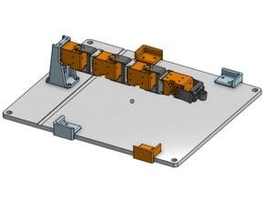 ROBOTIS OpenManipulator SCARA