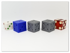 20 mm Dice Calibration Cube