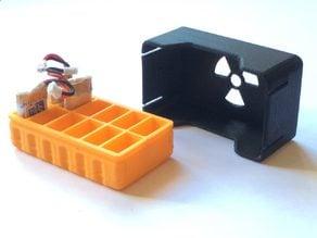 Battery Case 3,7V 150mha