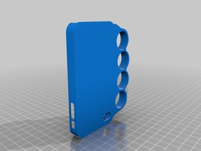Iphone 4 /4S Knuckle Case