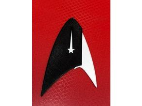 Star Trek Discovery badge