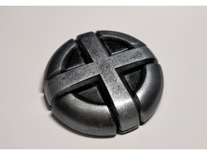 Scott Summers' Badge from X-Men: Apocalypse