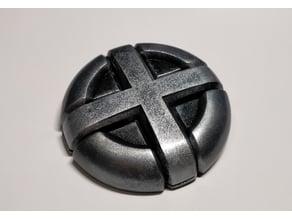 Scott Summers' Badge from X-Men: Apocalypse