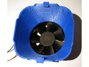 fan HEPA adapter