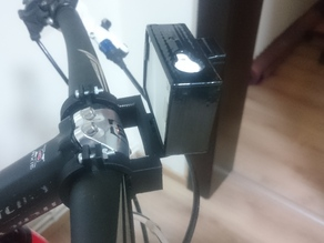 Handlebar mount for Xiaomi or GoPro camera