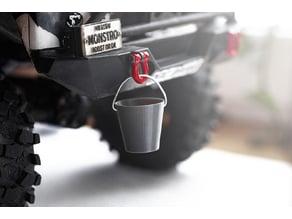 pail for rc trophy car