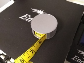 magnetic measuring tape spool