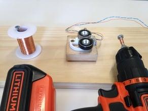 Magnet Wire Measurer