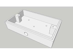 Twin Socket back box