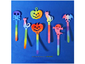 Halloween Cable Holder / Bookmarks