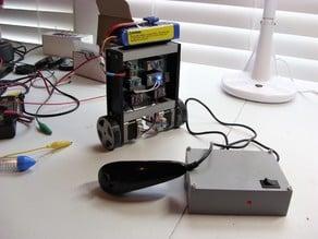 YABR (Your Arduino Balancing Robot) Remix