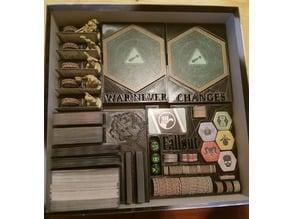 Fallout Board Game Insert