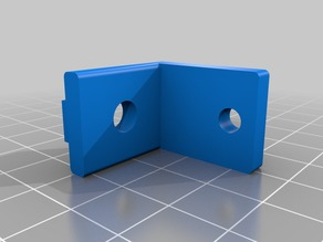 Mounts for 3030 extrusion