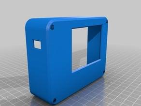 "2.8"" Touchscreen case - Gehäuse"