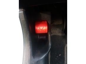 Honda Civic 7 em2 hood opener