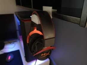 Headset holder