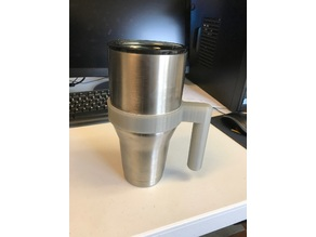 Handle for 40oz Travel Mug