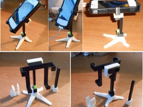 iPhone4 - Otterbox Commuter: Desk Stand