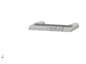 Solo single card display - Solo