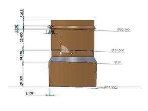 Craftsman Shopvac hose adapter