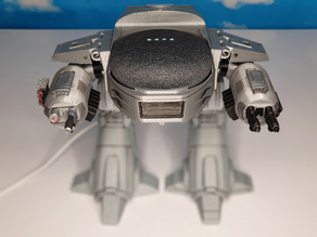 Google Home Mini ED 209 from Robocop (Modified)