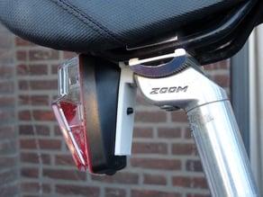 saddle/light mount