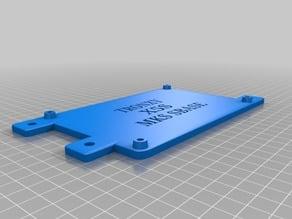 TRONXY X5S mks sbase control board mount