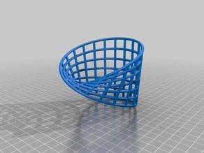 Wireframe Moebius