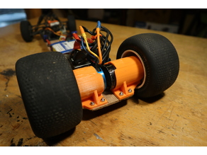 RC DRAGSTER, direct drive Motor Mount!!!!!